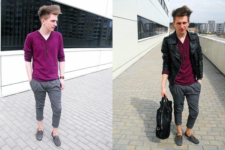Se você se veste assim, você é uma vergonha.