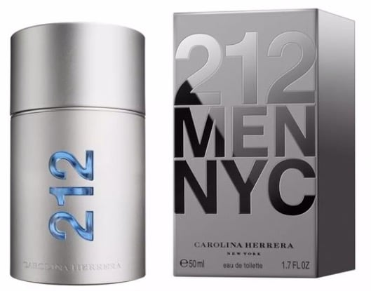 212 men carolina herrera perfume masculino