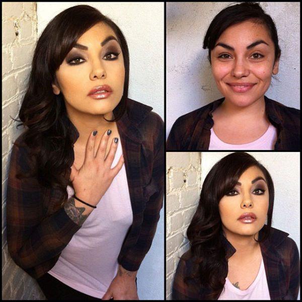 Akira Raine atriz pornô sem maquiagem