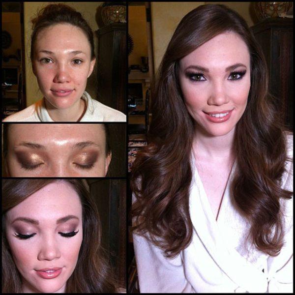 Aria Amor atriz pornô sem maquiagem