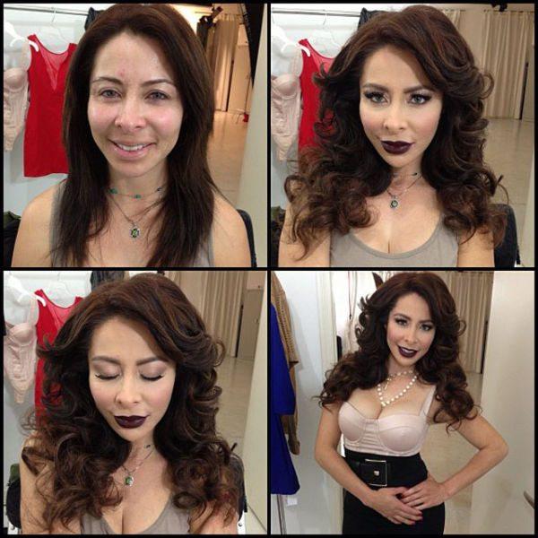 Brenda Moreno atriz pornô sem maquiagem