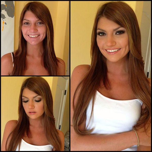 Cassandra Nix atriz pornô sem maquiagem