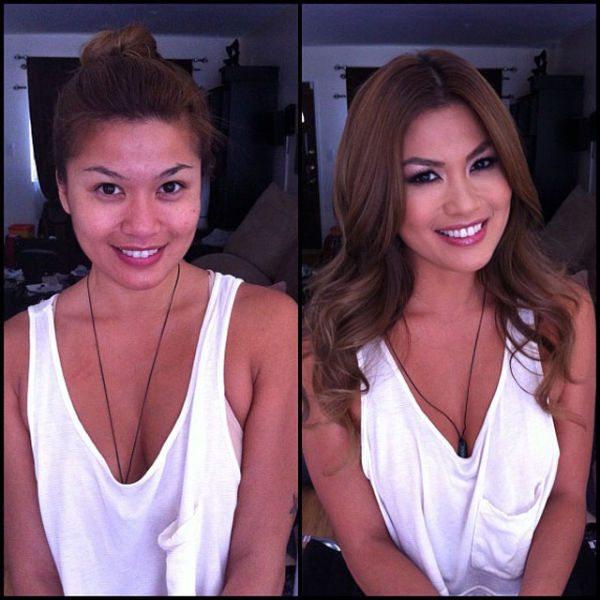 Charmane Star atriz pornô sem maquiagem