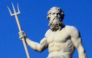 Deus Grego homem perfeito entediante