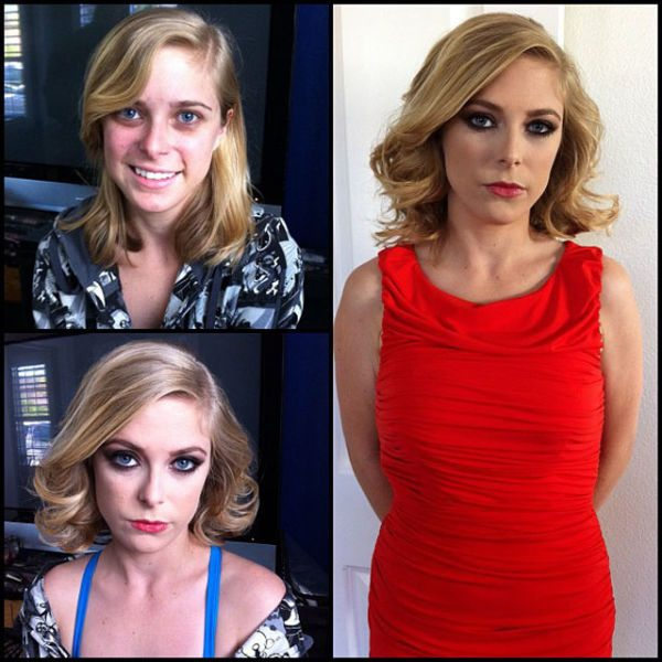 Penny Pax atriz pornô sem maquiagem
