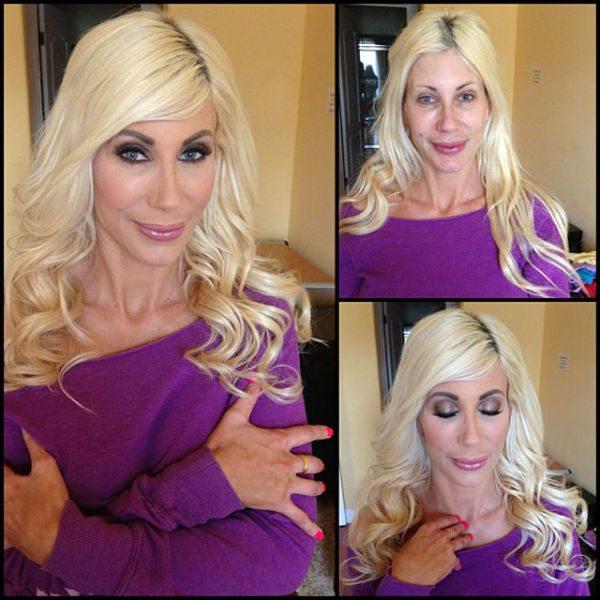 Puma Swede atriz pornô sem maquiagem