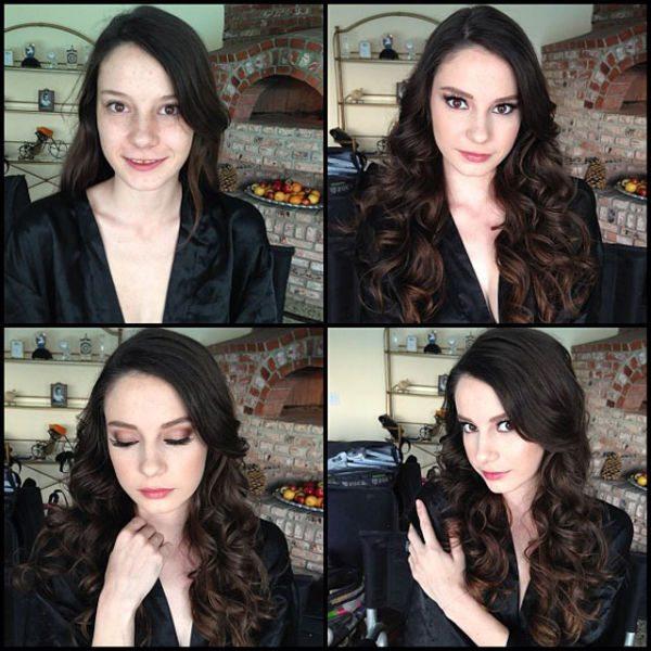 Rilee Marks atriz pornô sem maquiagem