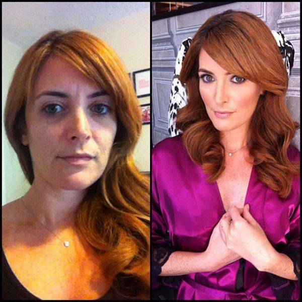 Roni atriz pornô sem maquiagem
