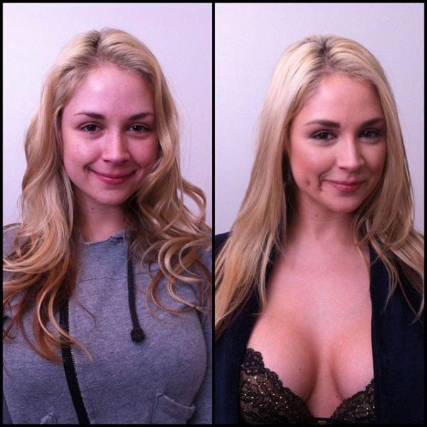 Sarah Vandella atriz pornô sem maquiagem