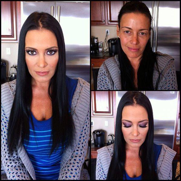 Vanilla Deville atriz pornô sem maquiagem