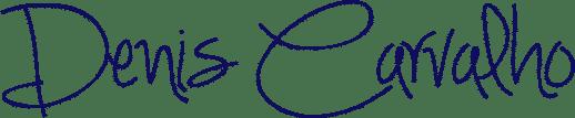 assinatura denis carvalho