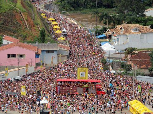 carnaval são luiz paraitinga