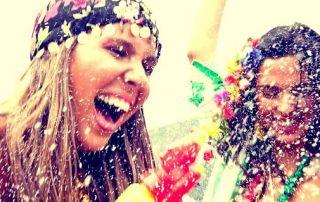 garotas bonitas carnaval