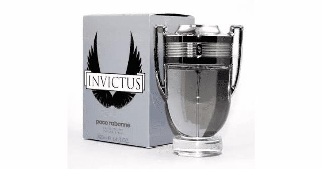 perfume invictus masculino paco rabanne