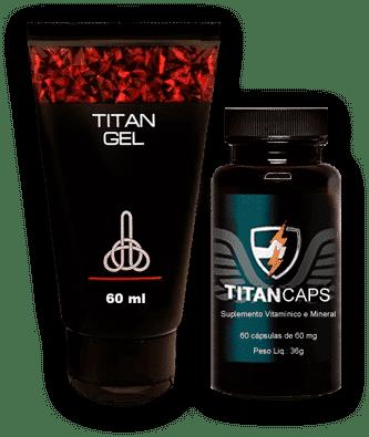 titan gel titan caps